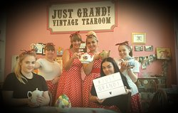 Just Grand! Vintage Tearoom