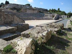 Small Roman Theatre