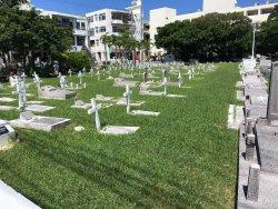 Tomari Foreginer Cemetery