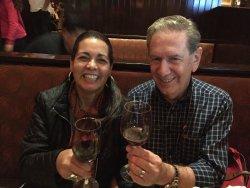 Um bom vinho para acompanhar!