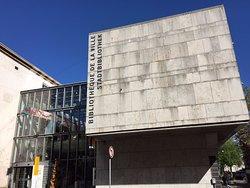 Stadtbibliothek Biel/Bienne