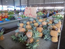 Nadi Produce Markets