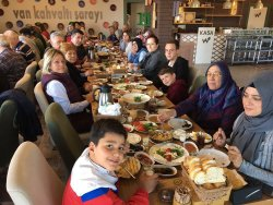 İstanbul Avrupa Konutları Isparta Kule den gelen misafirlerimize afiyet olsun herzaman bekleriz