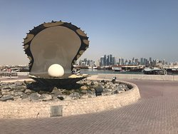 The Pearl Monument
