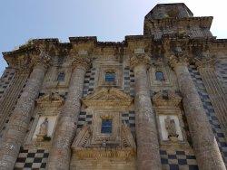 Exterior Monfero Abbey...