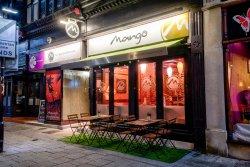 Mango Thai Tapas, Above Bar