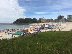Forster Main Beach
