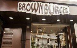 Brown Burger