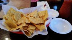 Starter Chips, fresh and tasty