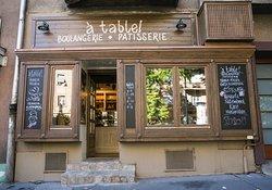 A Table! Boszormenyi Boulangerie - Patisserie