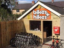 Bikes + Hikes