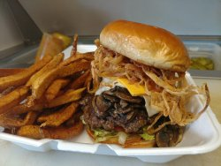 Chef Toddzilla's Gourmet Burgers & Mobile Cuisine