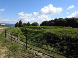 Suwahara Castle Remains