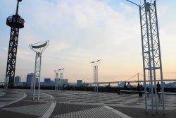 Harumi Wharf