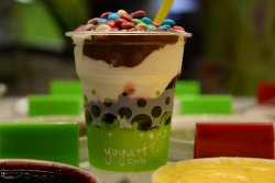 Yogart Frozen Temptations