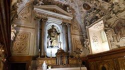 Cappella Di San Giuseppe Dei Falegnami, Facolta Di Giurisprudenza, Universita Di Palermo