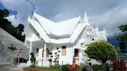 Krom Luang Chumphon Khet Udomsak Royal Palace