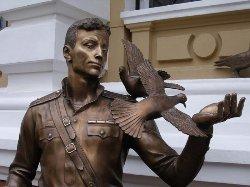 Monument to David Gotsman
