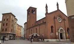 Piazza Borgo di Piacenza
