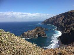 Mirador del Puerto de Garafia