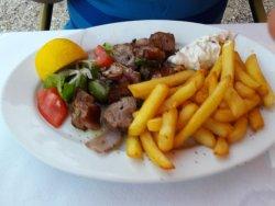 Toms Seaside Restaurant