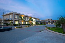 Landmark Pallavaa Beach Resorts