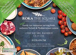 ROKA The Square Turkish Mediterranean Restaurant