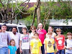 The Visit Lanka Tour's Traveler with Manula