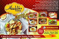 Aladdin Resto