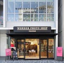 Fujifilm Wonder Photo Shop