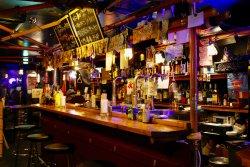Ningyocho Garage Pub