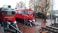Lithuanian Railway Museum (Lietuvos Gelezinkeliu muziejus)