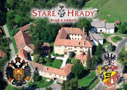 Castle and chateau Stare Hrady
