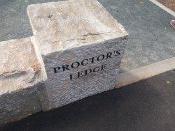 Proctor's Ledge Memorial