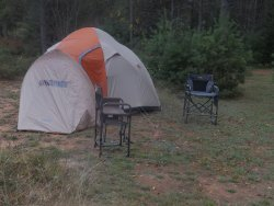 Rohr's Wilderness Tours Camping