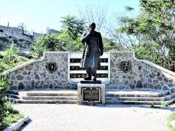 Monument to Afanasiy Nikitin