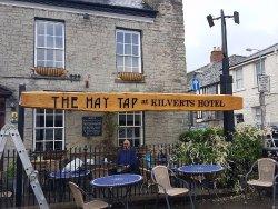 The Hay Tap at Kilverts