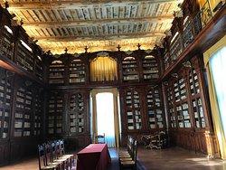 Biblioteca  Convento San Francesco del Monte