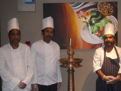 Keralan Staff at Krishna's Inn