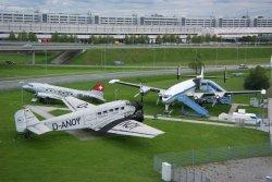 Visitors Park Munich Airport