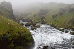 Fimmvorduhals Hiking Trail