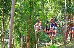 Zipline Adventure by Aonang Fiore Resort