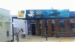 Torquay Tourist Information Centre Main Entrance [October 2017]
