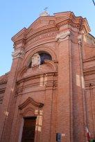 Facciata Santa Maria della Visitazione