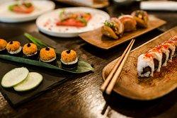 Jade Sushi & New Asian