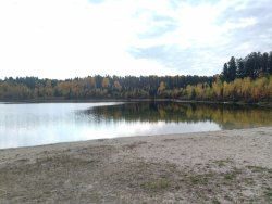 Hersey Lake Conservation Area