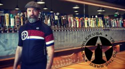 Ask about our Growler USA bike jerseys modeled by Benjamin Del Shreve!