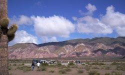 Nuestras paradas en el Parque Nacional LOS CARDONES camino a CACHI-SALTA