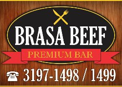 Brasa Beef Premium Bar