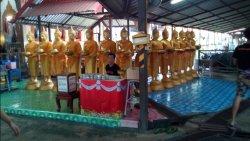 Wat Phrammani - Luang Po Pak Daeng